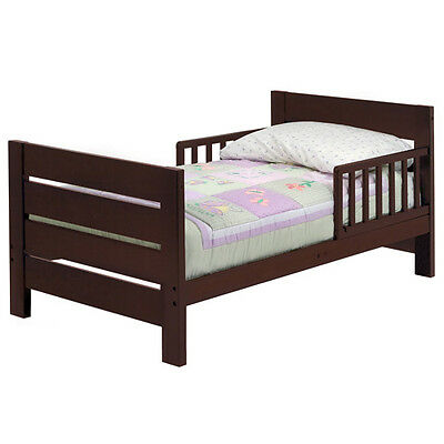 Modena Toddler Bed, Espresso - M0710Q