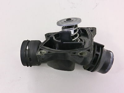 BMW E46 3er 01-05 2,0D 110KW Thermostat Flansch Thermostatgehäuse 7785053