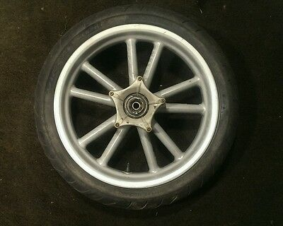 Piaggio Beverly 125 2002 Front Wheel And Tyre