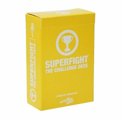 Superfight: The Challenge Deck Expansion SKY938