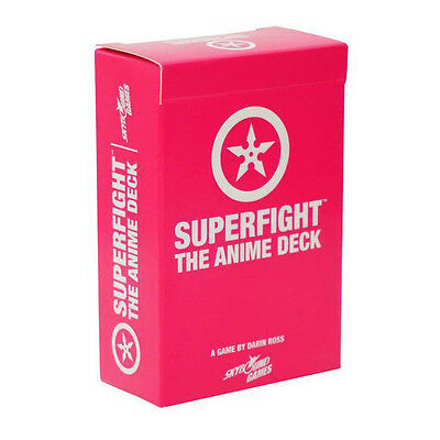 Superfight: The Anime Deck Expansion SKY936