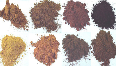 Brown Foundation Oxide Flat Natural Pigment Cosmetic Grade Home Mineral Makeup
