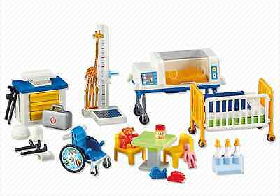 PLAYMOBIL® 6295 City Life - Kinderstation NEU & OVP (Folienverpackung)