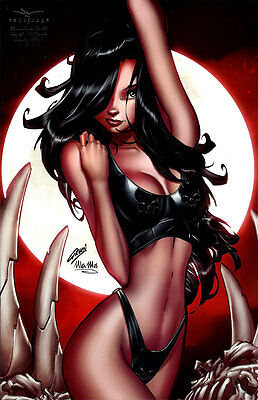GRIMM FAIRY TALES DAY OF THE DEAD #1 Foil EXCLUSIVE, Paul GREEN, NM+ (2017)