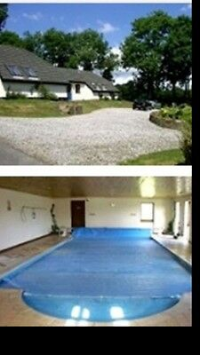 Easter Holiday devon sleeps 4-6 with shared indoor pool