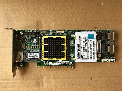 Sun-375-3536-02-X4150-StorageTek-8-Port-SAS-PCI-E-Server-Raid-Controller-Card