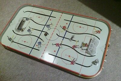 vintage rod hockey game