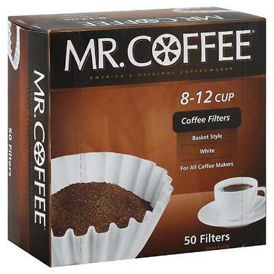Mr. Coffee 50 Count Box Fluted Coffee Filter UF50