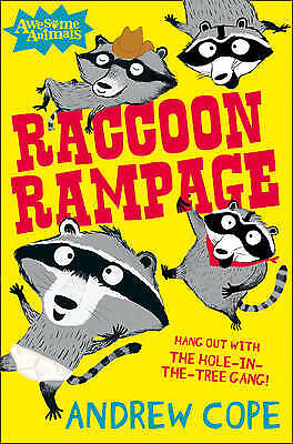 Raccoon Rampage, Andrew Cope, New