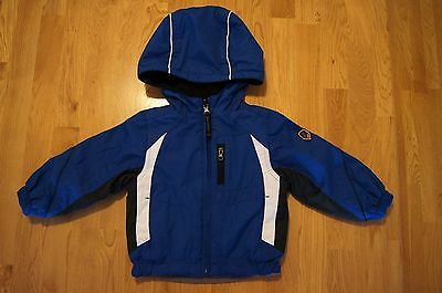 PROTECTION SYSTEM Size 2 / 2T Boys Reversible Hooded Coat Jacket