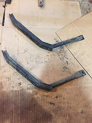 2007 - 2011 Yamaha Grizzly 700 Front Carry Rack Support Bars