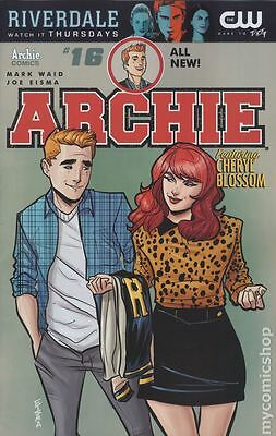 Archie (2015 2nd Series) #16A VF