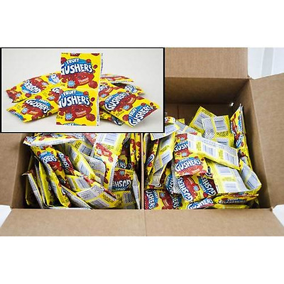 Fruit Gushers Strawberry Punch - 0.9 oz. pouch, 96 per case