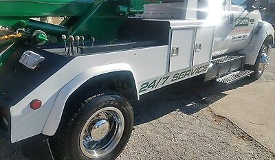 2007 F650 Tow truck