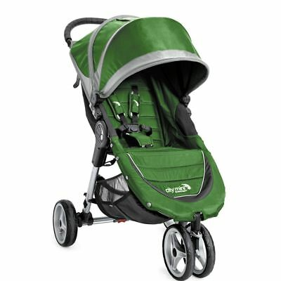 Baby Jogger City Mini 3W Single, Evergreen / Gray - 1959185