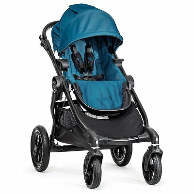 Baby Jogger City Select Single - Black Frame, Teal - 1959594
