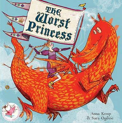 The Worst Princess, Anna Kemp