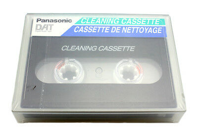 Panasonic Dat Cleaning Cassette Nos Sealed Made In Japan