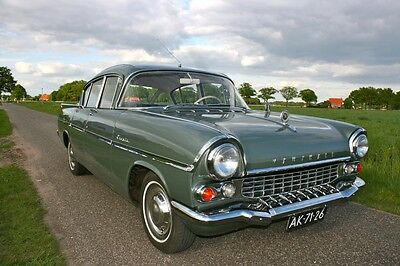 Vauxhall Cresta PAD- 1959- Fully restored- Opel Classic Car