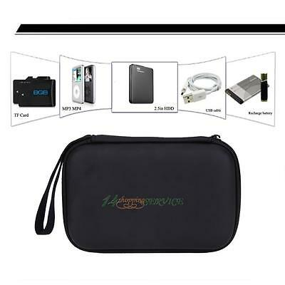 Carry Case Cover Pouch Bag For 2.5'' USB External Hard Disk Drive SSD HDD PC New