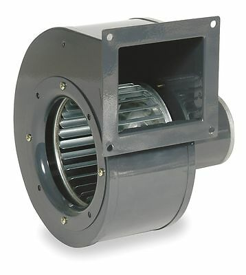 Dayton Rectangular OEM Blower With Flange, Voltage 115, 1640 RPM, Wheel Dia.