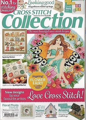 Cross Stitch Collection Issue 253