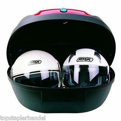 Oxford Topcase Mini 44 Liter 2 Helme Top Box OL201 Roller ATV Quad Montageplatte