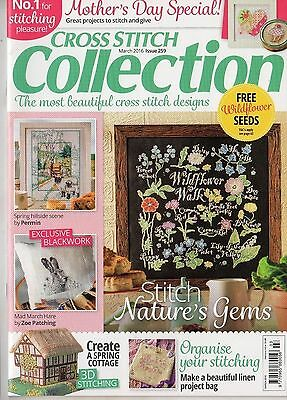 Cross Stitch Collection Issue 259