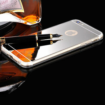 WHOLESALE JOB LOT 50x Luxury Mirror Soft iPhone 6 Phone BackCase For Apple phone
