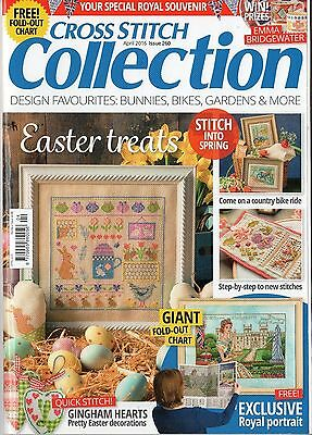 Cross Stitch Collection Issue 260