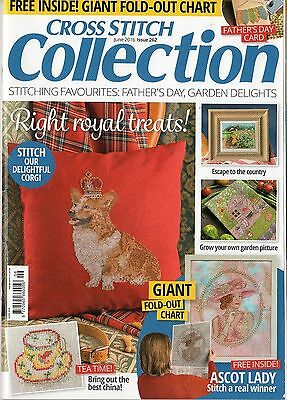 Cross Stitch Collection Issue 262