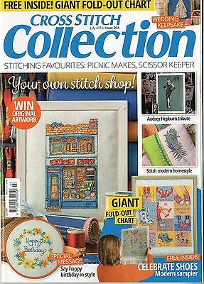 Cross Stitch Collection Issue 264