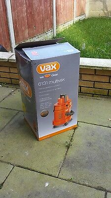 New Vax 3-in-1 Multivax Dry Vacuum &Carpet Washer hoover vacuum cleaner RRP£144