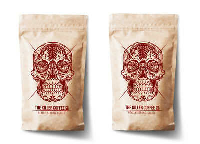 Killer Coffee SPECIAL OFFER - 2x Killer Coffee KILLER COFFEE