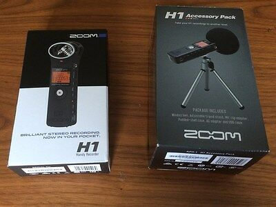 Zoom H1 and Accessory Pack APH-1