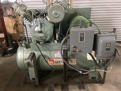 Ingersoll Rand 10 Hp 3 Phase Air Comperssor