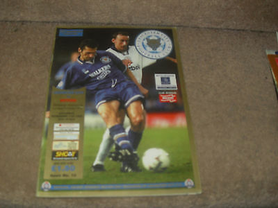 Leicester City v Watford 11/11/95