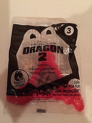2014 McDonald's How to Train Your Dragon 2 Hookfang MIB