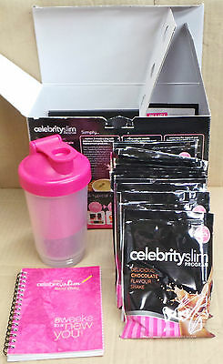 Celebrity Slim Starter Pack - Weight Loss meal Replacement NEW Diet Plan