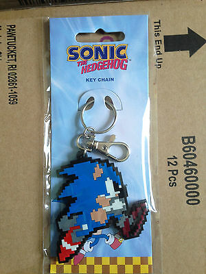 Sonic the Hedgehog 16-Bit Sonic Key Chain