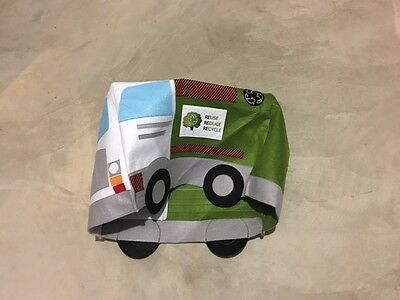 Pottery Barn Kids Recycle Truck Halloween Costume