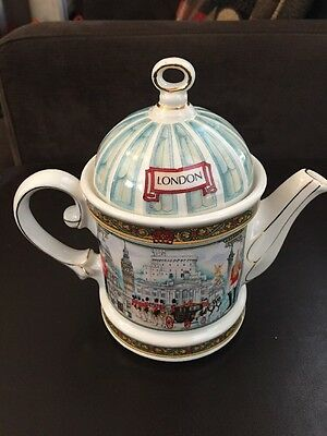 Sadler Teapot, Horseguards, 4661, London Heritage Collection