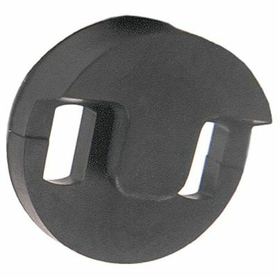 Round Tourte-Style Mute for Upright String Double Bass