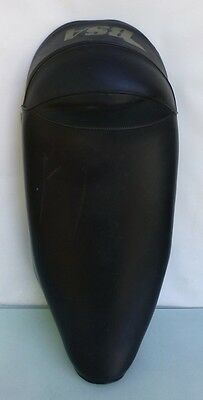 Bsa Motorcycle Original Factory Seat Saddle B25 B44 B40 C15 And Other Nice Cond