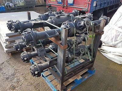 Unused Newage Model 215 Axle 2 & 3 Tonne Thwaites Benford Terex Barford Winget