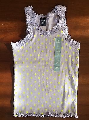 New Toddler Girls' BabyGap Tank Top, Size 2T