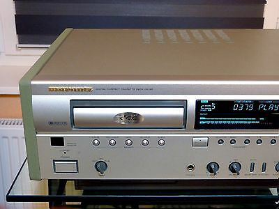 13kg of PURE HIGH FIDELITY ♪ Marantz DD-92 DCC Deck ♪ SERVICED ♪ 6x DCC ♪ X-RARE