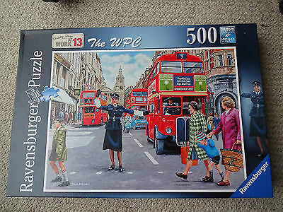 Ravensburger Jigsaw - The Wpc - 500 Pieces