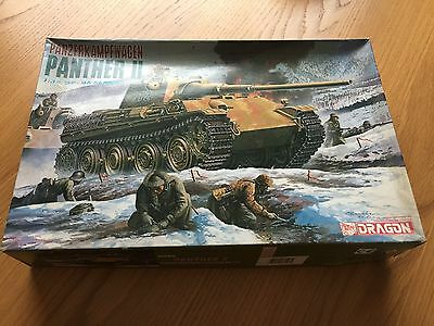 New  Dragon Panther Ii  1/35 6027