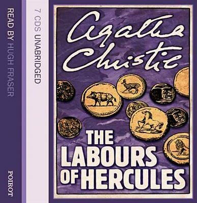 The Labours of Hercules, Agatha Christie